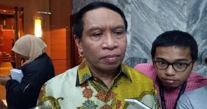 Ketua DPP Partai Golkar, Zainuddin Amali mintak publik bersabar terkait nasib Setya Novanto. Foto: Dok. Golkar/Istimewa