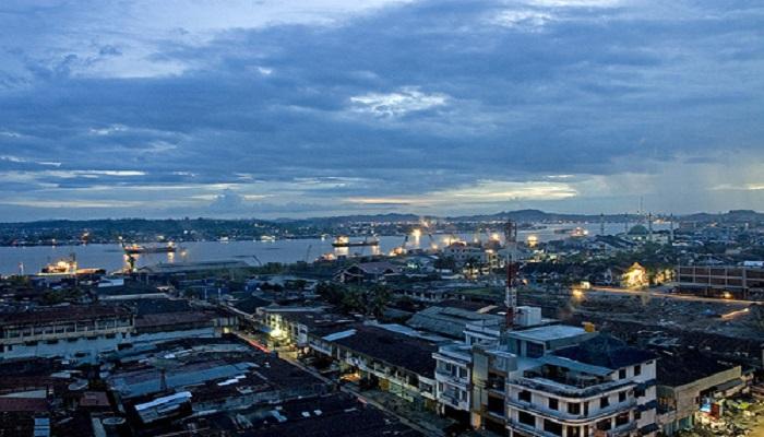 Ibu kota Kalimantan Timur (Kaltim), Samarinda. Foto: Ilustrasi/Via Indonesia Travel Guides