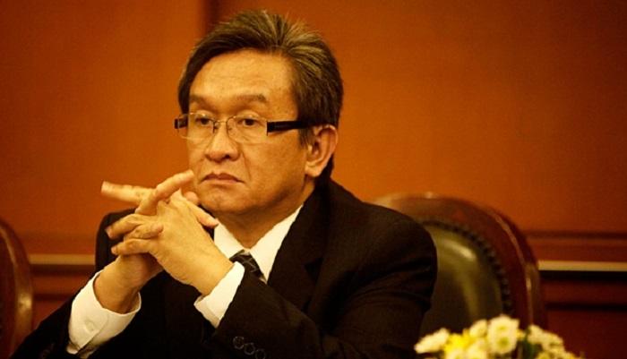 Maqdir Ismail, kuasa hukum baru Setya Novanto hadapi sidang praperadilan jilid II. Foto: Dok. Tempo.co