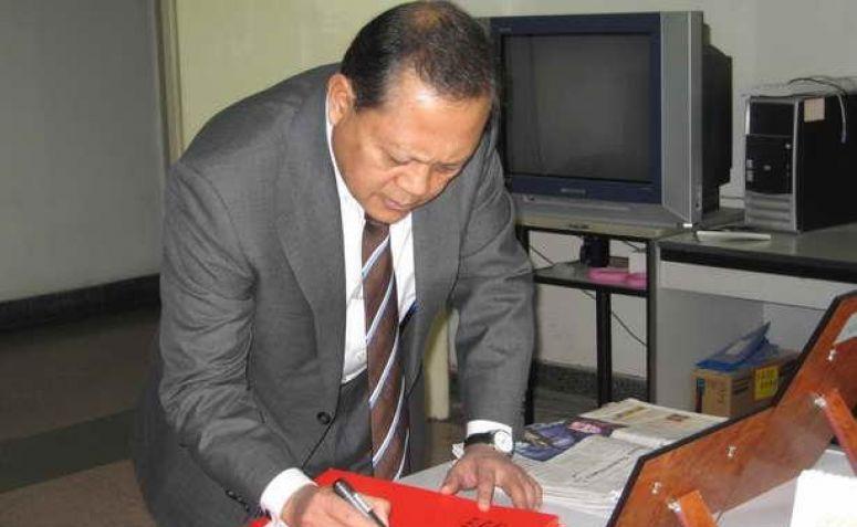 Calon gubernur Jawa Barat jagoan Partai Gerindra, Mayjen TNI (Purn) Sudrajat. Foto: Istimewa