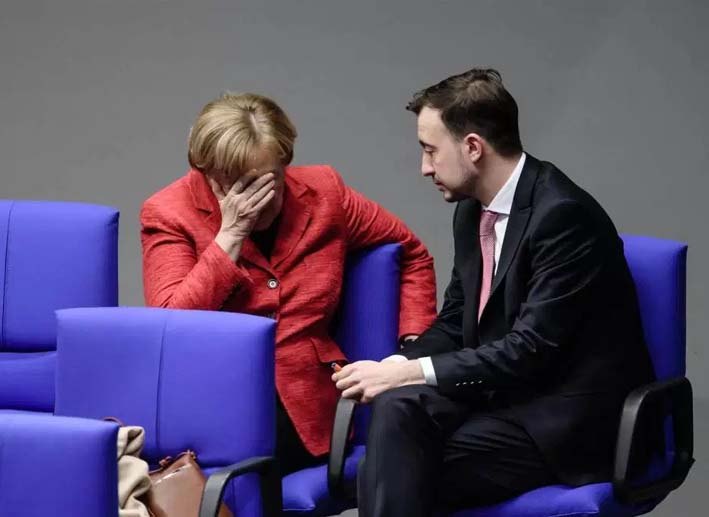 Kanselir Jerman Angela Merkel Gagal Membentuk Koalisi Jamaika/Foto bellacaledonia.org