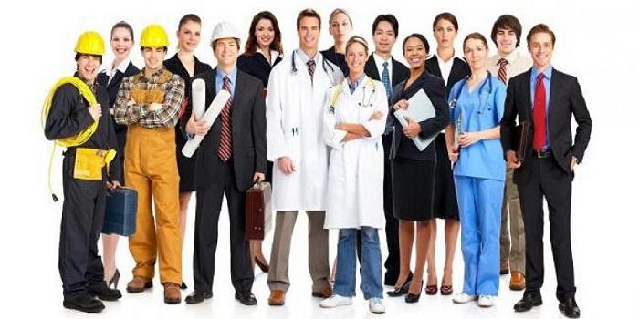 Para pekerja dan mitra kerja. Foto: Ilustrasi/linkedin.com