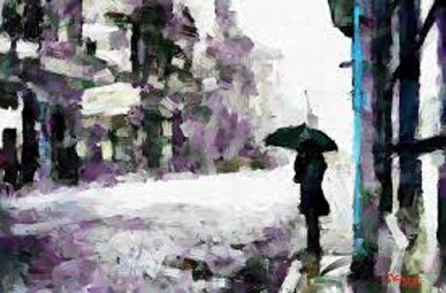 November Rain Tnm by Vincent DiNovici. Foto: Dok. Fine Art America