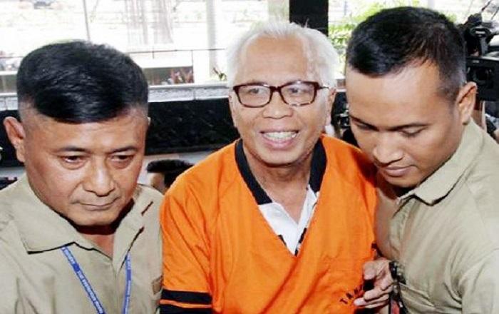 Mahkamah Agung (MA) mengabulkan permonohnan Peninjauan Kembali (PK) OC Kaligis. Foto: Dok. NusantaraNews