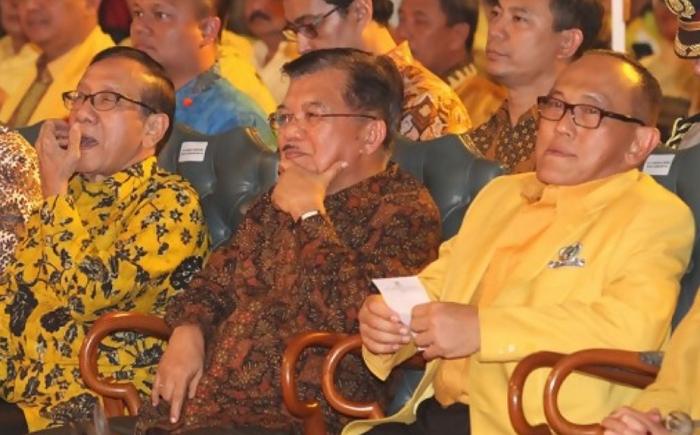 Para Senior Partai Golkar (Foto Istimewa/Nusantaranews)