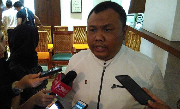 Pengamat Politik Universitas Paramadina, Hendri Satrio (Foto: Ucok A/Nusantaranews.co)