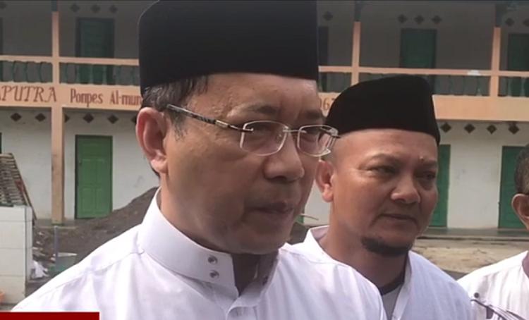 Pengasuh Pondok Pesantren Al Munawwar Jarnauziyyah Tasikmalaya Dr KH Pepep Fuad Muslim (Foto Istimewa)