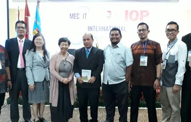 Perwakilan Perguruan Tinggi dalam MECnIT 2017 (Foto Istimewa/Nusanataranews)