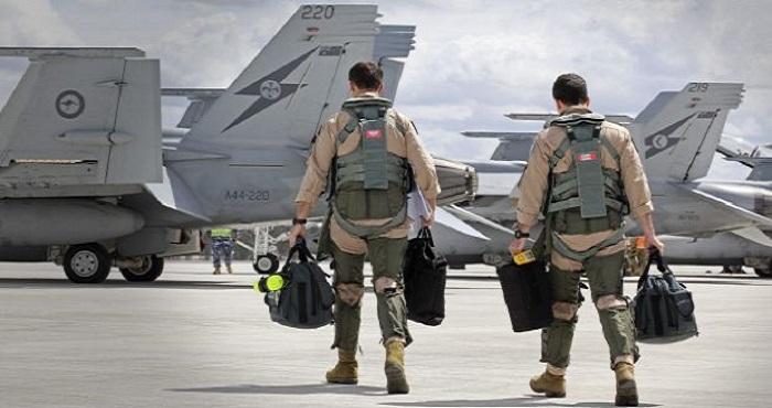 Menteri Pertahanan Australia Marise Payne mengumumkan operasi militer Angkatan Udara Australia (RAAF) di Irak telah berakhir. Foto: Sydney Morning Herald