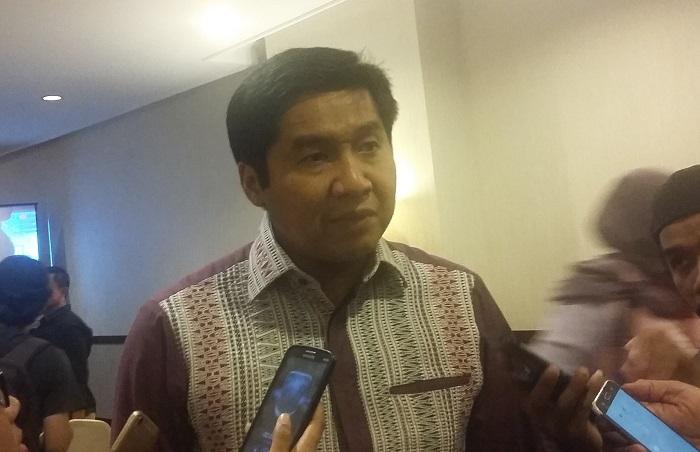 Politisi PDIP, Maruarar Sirait (Foto Ucok A/Nusantaranews)