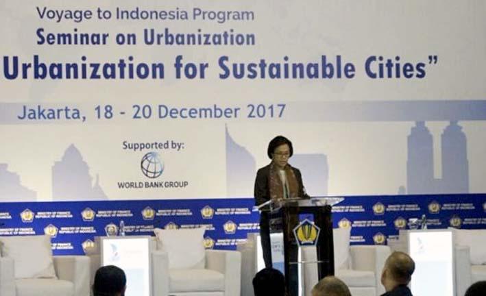 Menteri Keuangan Sri Mulyani Indrawati/Foto Istimewa