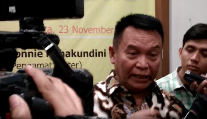 Wakil Ketua Komisi I DPR RI, TB Hasanuddin. Foto: Dok. NusantaraNews/ Achmad S.