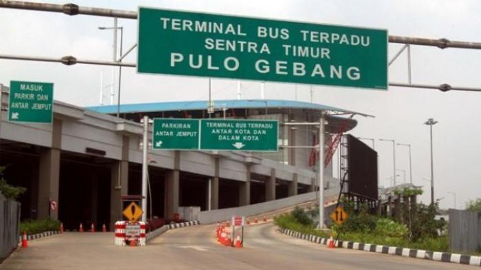 Lokasi terminal bus terpadu sentra timur Pulo Gebang. Foto: Wikipedia