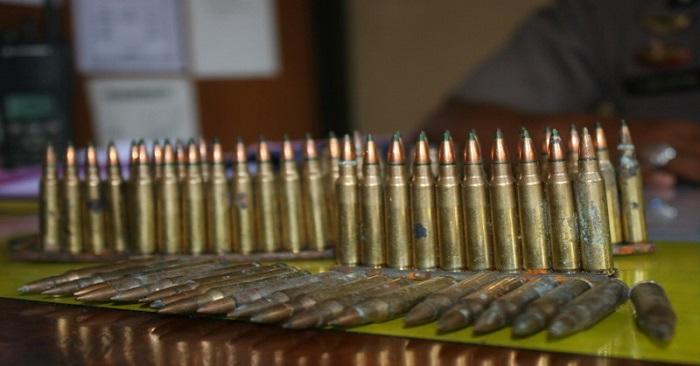 97 butir peluru tajam gagal dislundupkan ke Papua dari Bandara Sultan Hasanuddin. Foto: Ilustrasi/Ist