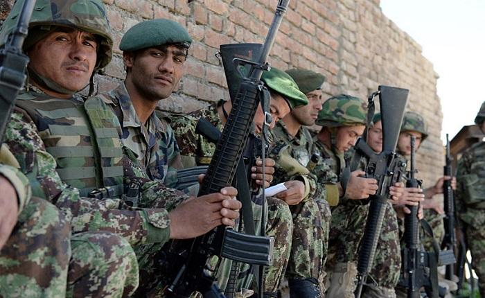 Tentara Nasional Afghanistan (ANA)