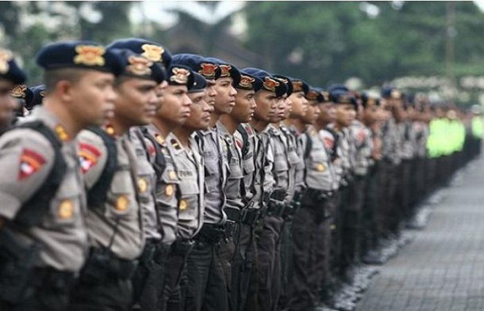 Anggota Polisi (Foto Istimewa)