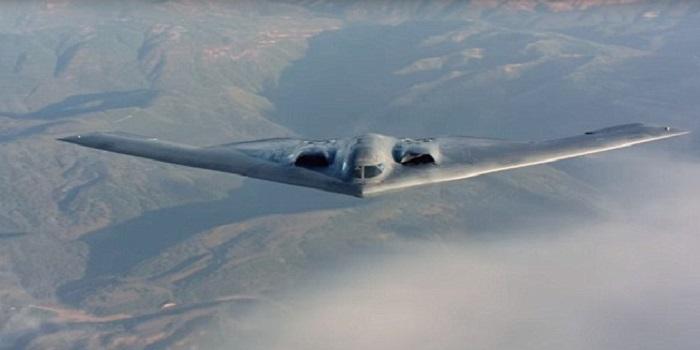 B-2 Spirit Stealth Bomber USAF. Foto: Northrop Grumman