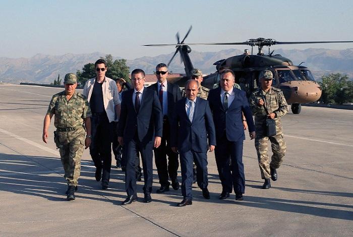 Menteri Pertahanan Turki, Nurettin Canikli