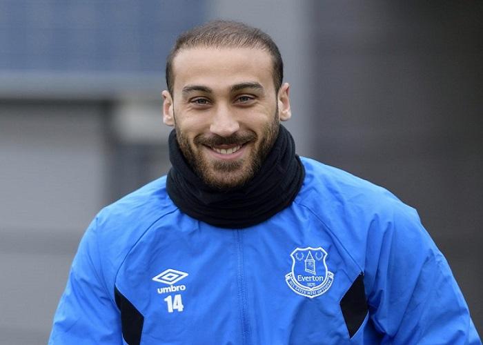 Striker anyar Everton, Cenk Tosun