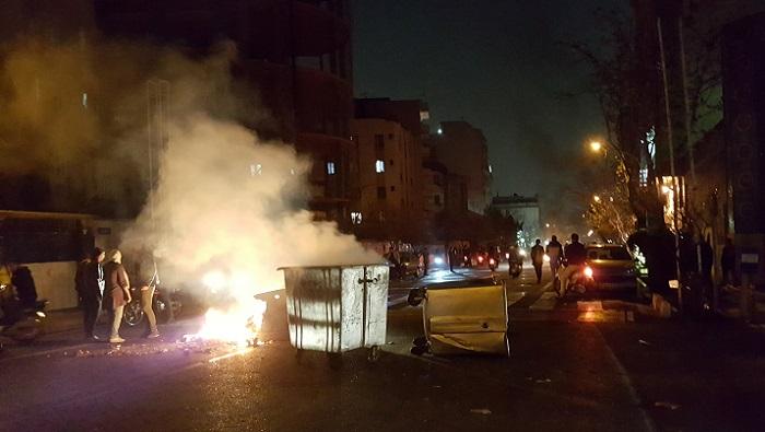 Demonstrasi di Iran Telan Belasan Nyawa di Hari Kelima. Foto: Dok. dr.dk