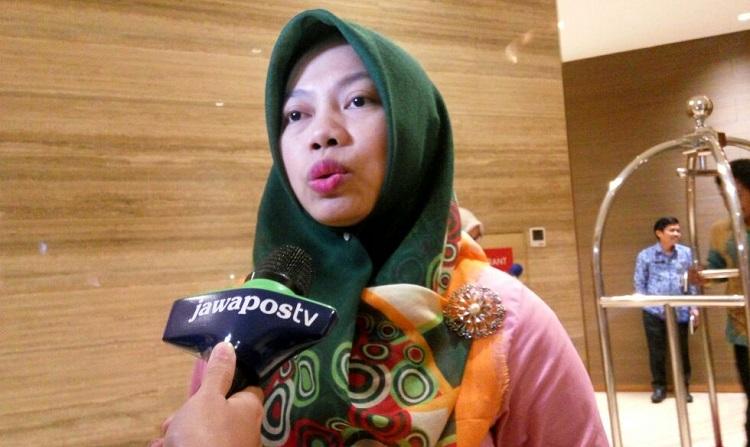 Direktur Perludem Titi Anggraini (Foto: Syaefuddin A/Nusantaranews)