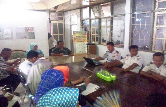Genjot PAD di Sektor Perhubungan Dishub Kep. Selayar Bahas SK Bupati. Foto: Fadly Syarif