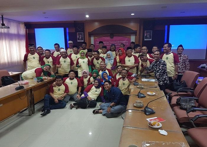 Ikatan Alumni UIN Sunan Kalijaga Yogyakarta (IKA SUKA) dorong Islam Indonesia sebagai solusi alternatif perdamaian dunia. FotoL: Ucok Al Ayubbi/NusantaraNews