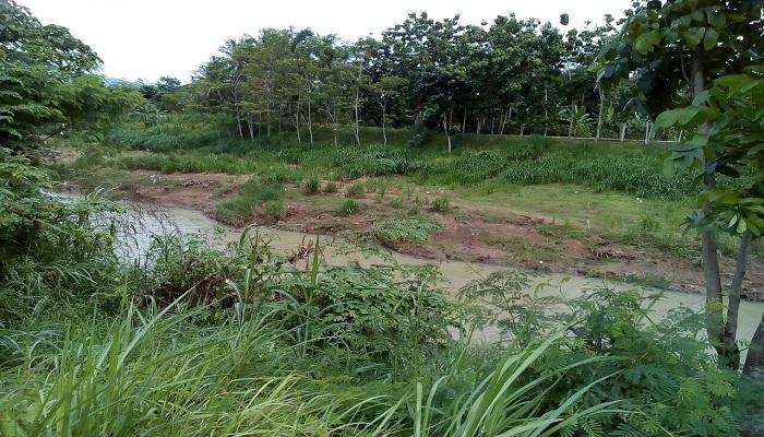 Sungai Serang di Kabupaten Kulon Progo