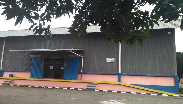Gudang Bulog di Sadang, Purwakarta, Jawa Barat. Foto: Fuljo/NusantaraNews