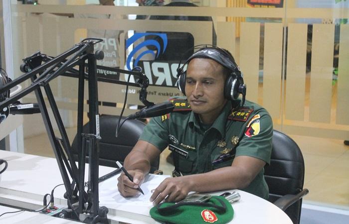 Komandan Kodim 0824 Jember, Letkol Inf Arif Munawar. Foto: Dok. Istimewa/NusantaraNews