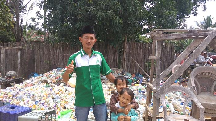 Azis Setiawan bersama praktisi ATS Hamengku Rayyan dan Sayyidina Tsaqif. Foto Istimewa/ NusantaraNews