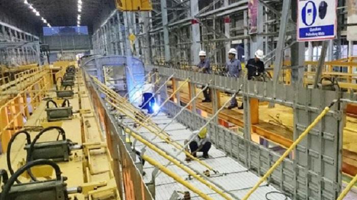 Industri Perkeretaapian di Indonesia. Foto: Dok. Surya Online