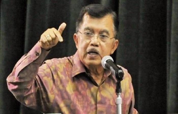 Wakil Presiden RI, Jusuf Kalla. Foto: Dok. NusantaraNews