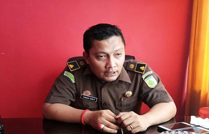 Kepala Seksi Pidana Khusus Kejaksaan Negeri Kepulauan Selayar, Sulawesi-Selatan, Firman Wahyu Octavian. Foto: Fadly Syarif