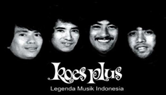 Koes Plus, legenda musik Indonesia. Foto: Daily News