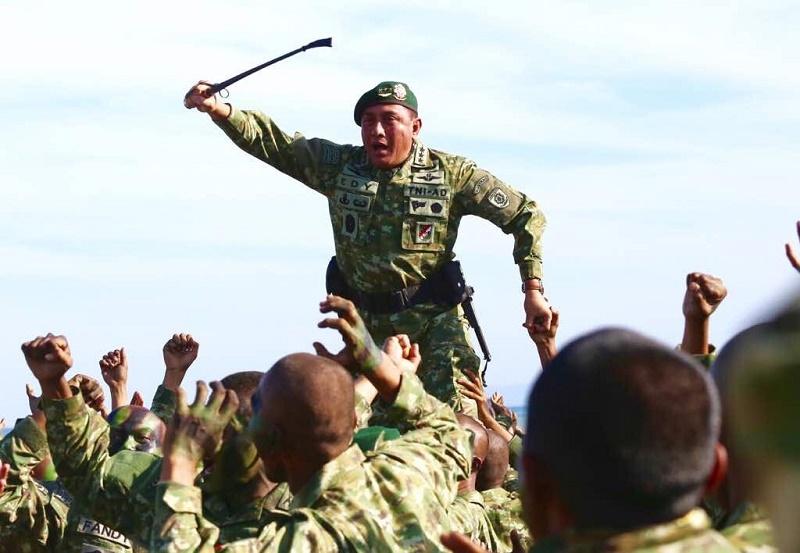 Panglima Komando Cadangan Strategis Angkatan Darat (Pangkostrad), Letnan Jenderal Edy Rahmayadi. Foto: Puspen TNI/Int
