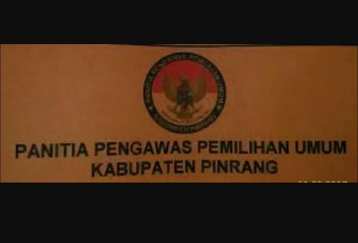 Panwas Pinrang (Foto Ilustrasi)