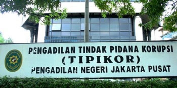 Pengadilan Tipikor Jakarta Pusat.