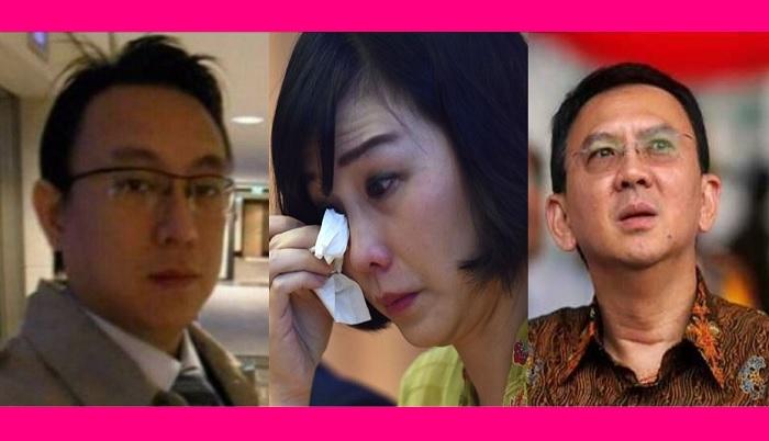 Yulianto Tio tak lelah Dekati Veronica hingga Ahok tak gugat cerai Vero. Ilustrasi Foto: NusantaraNews