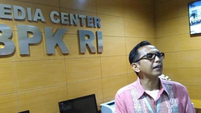 R Yudi Ramdan Budiman (Kepala Biro Humas BPK RI) (Foto Istimewa)