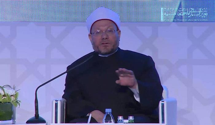 Grand Mufti Mesir Shawqi Ibrahim Allam. Foto: Dok. YouTube