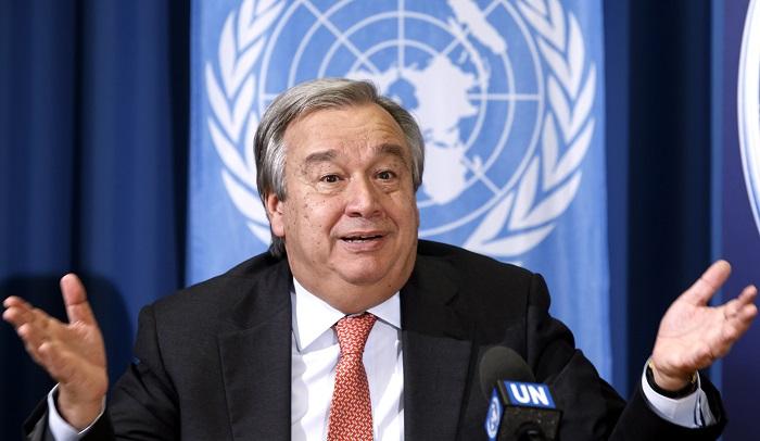 Sekretaris Jenderal Perserikatan Bangsa-Bangsa (PBB) Antonio Guterres. Foto: Dok. Daily Maverick