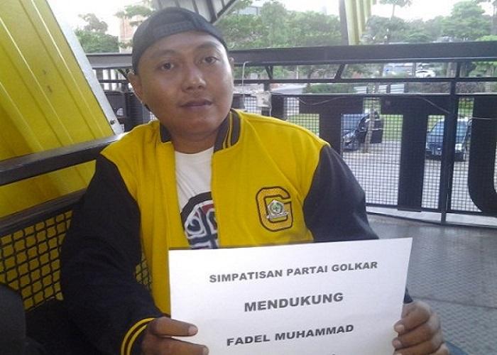 Koordinator Komunitas Simpatisan Partai Golkar (KOMPAG), Anto Yulianto. Foto: Istimewa