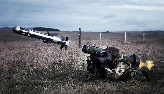 Angkatan Bersenjata Ukraina Siap-Siap Adopsi Sistem Javelin AS. Foto: Dok. Geopolítico.es