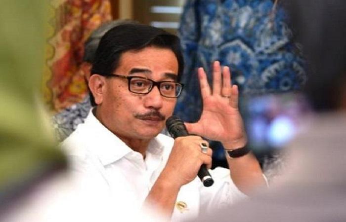 Menteri Agraria dan Tata Ruang/Badan Pertanahan Nasional (ATR/BPN) Republik Indonesia, Sofyan Djalil