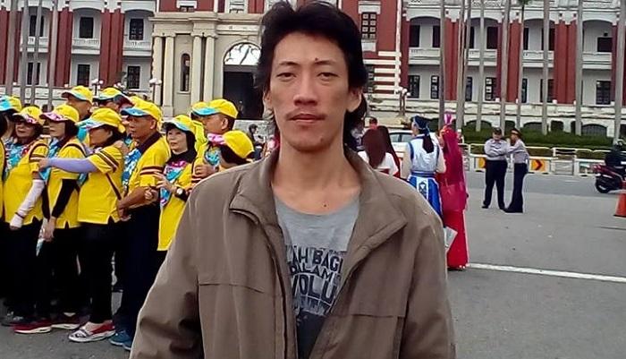 Sastrawan kelahiran Bangka Belitung Sunlie Thomas Alexander. Foto: Dokumentasi Pribadi (Sunlie)