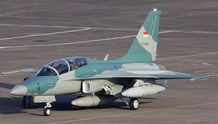 Pesawat tempur T-50 Golden Eagle. Foto: S.H. Yang/Airliners