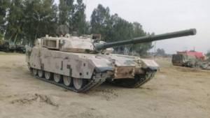 Tank VT4 (MBT) produk Norinco, Cina yang dibeli Angkatan Darat Pakistan (PA). Foto: cjdby.net
