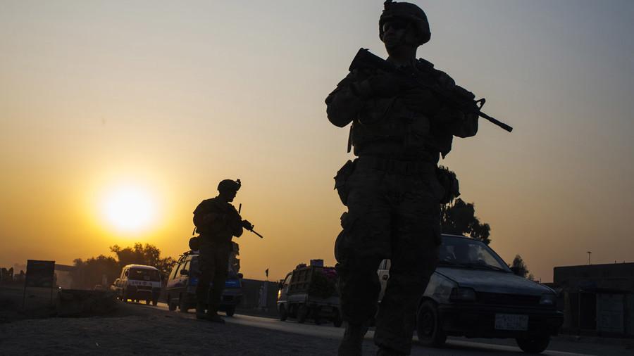 Satu tentara AS tewas dan 4 lainnya luka-luka dalam sebuah pertempruan di Nangarhar, Afghanistan Timur. Foto: Lucas Jackson/Reuters