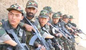 Tentara China-Pakistan dalam sebuah latihan kotra-terorisme. Foto: Pakistan Military Review